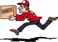 Couriers Burton On Trent